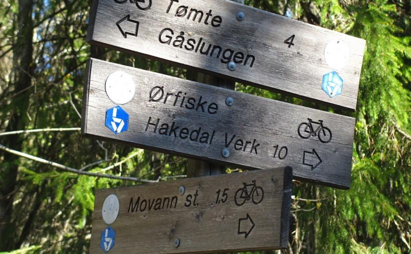 Movatn-Sognsvann, med avstikker til Mellomkollen