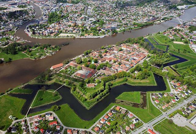 Gamlebyen og Torsnes
